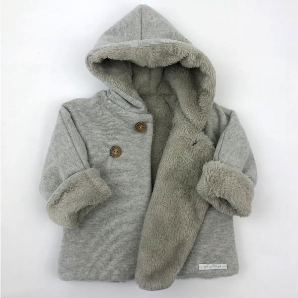 Abrigo Urban gris