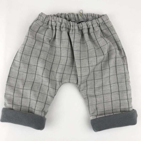Pantalón reversible snow