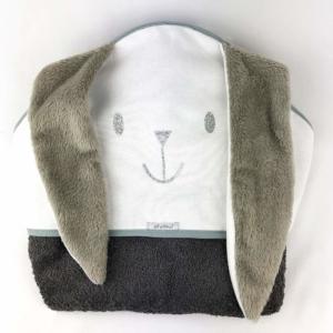 Capa de baño rabbit