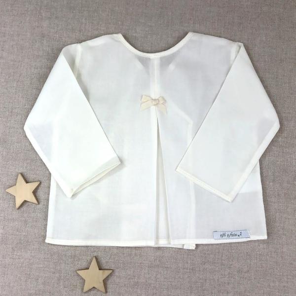 Camiseta tabla beige