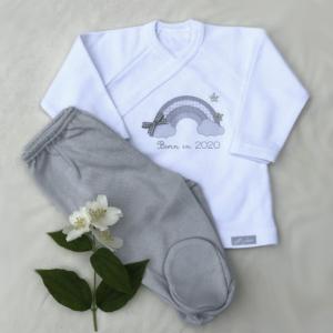 Conjunto Born gris