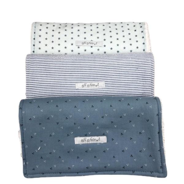 toallas azul
