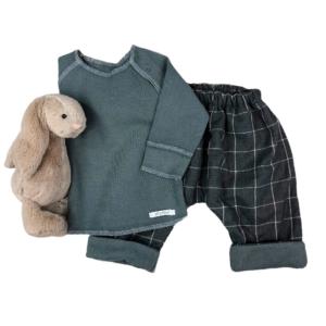 conjunto sudadera y pantalón