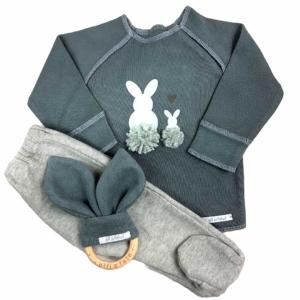 Conjunto orgánico rabbit