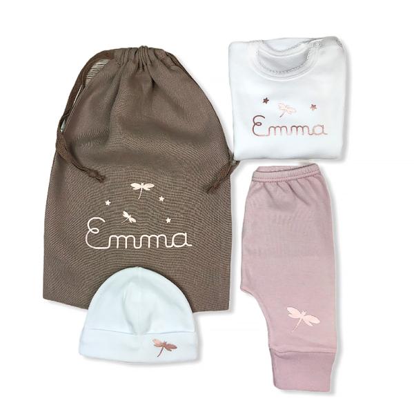 Canastilla personalizada emma
